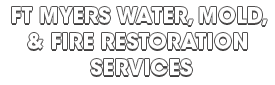 Ft Myers Water, Mold, & Fire Restoration Services_wht-We do home restoration services like Servpro such as water damage restoration, water removal, mold removal, fire and smoke damage services, fire damage restoration, mold remediation inspection, and more.