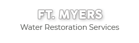 Ft Myers Water Restoration Services-new logo